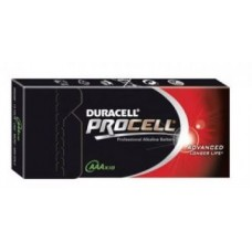 Duracell Procell AAA Batteries Box of 10 Bulk Pack Alkaline Battery