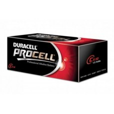 Duracell Procell C Batteries Box of 10 Bulk Pack Alkaline Battery