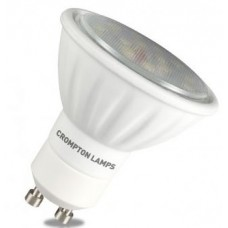 Crompton GU10 LED Lamp  Watt Warm White