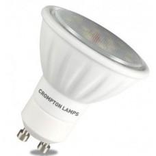 Crompton GU10 LED Lamp  Watt Warm White