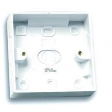 Selectric LG828-25 2 Gang 25mm Pattress Back Box White