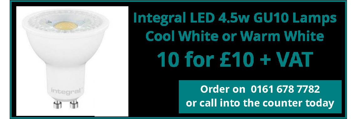 LED Bulb Offer