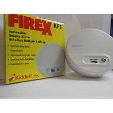 Firex KF1 Smoke Detector Alarm