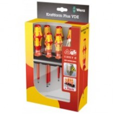 Screwdriver 7 Piece Box Set