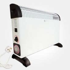 Eterna CTIME 2kw Convector Heater with Timer
